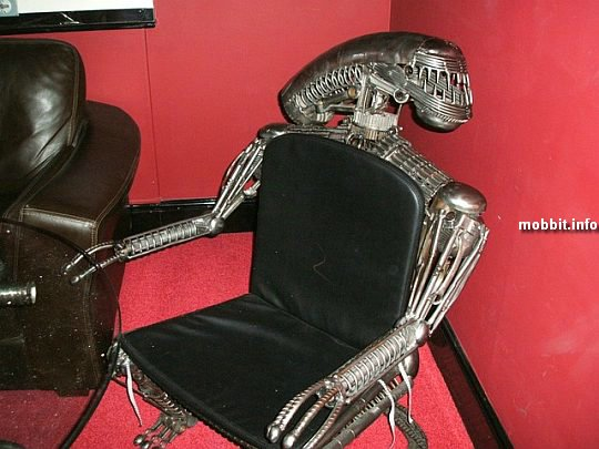 Alien furniture