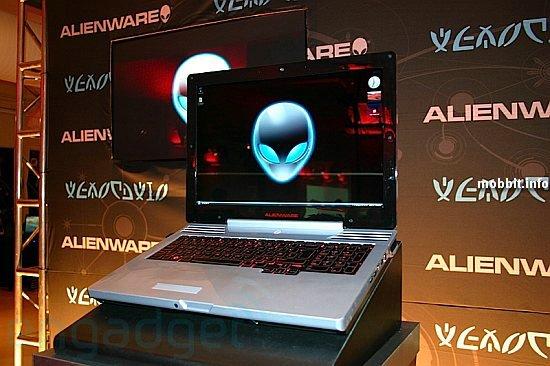 Alienware Area-51 m15x & m17x
