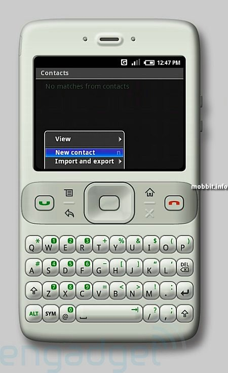 Android UI