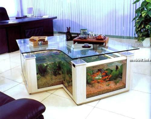 Aquarium + Table