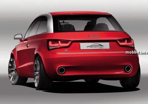 Audi A1 Metroproject Quattro