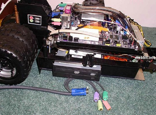 Batmobile PC
