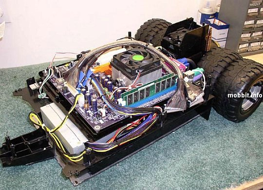 Batmobile PC
