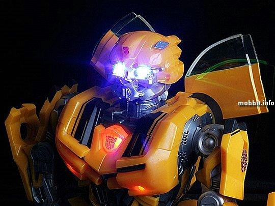 Bumblebee speaker