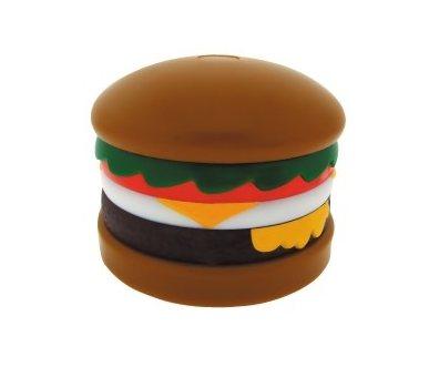 Cheeseburger vacuum-cleaner