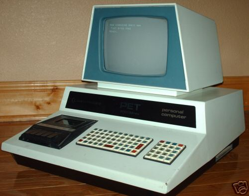Commodore Pet 8032 Vintage Computer