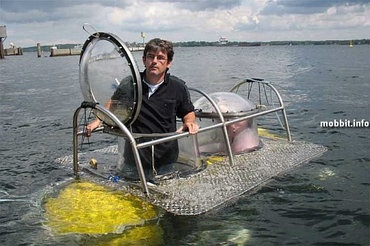 DIY submarine