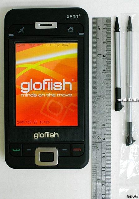 E-TEN Glofiish X500+