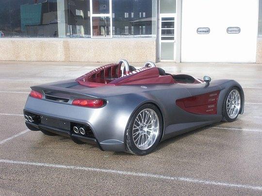 Turbo S20 Barchetta