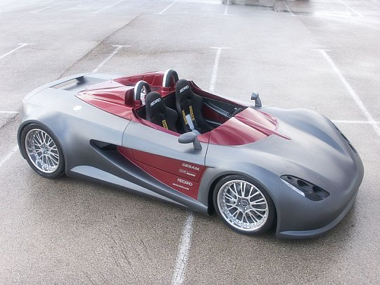 Turbo S20 Barchetta