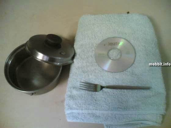 Extreme CD Repair