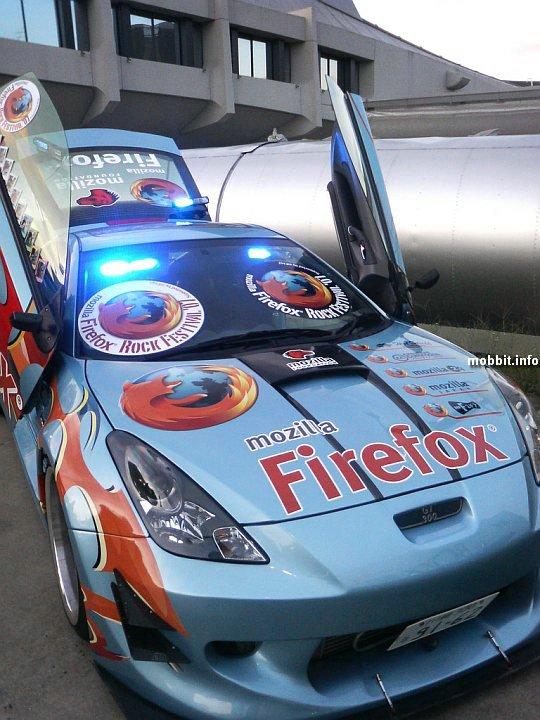 Firefox TOYOTA Celica
