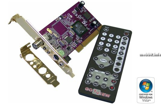 GOTVIEW PCI DVD3 Hybrid