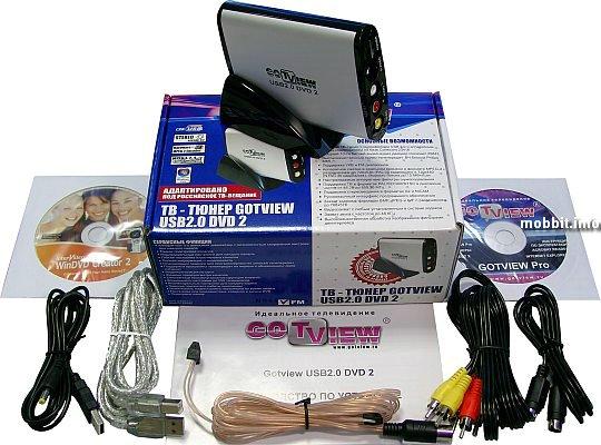 GOTVIEW USB 2.0 DVD2