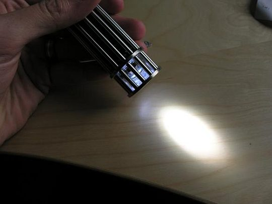 Gatlight Flashlight