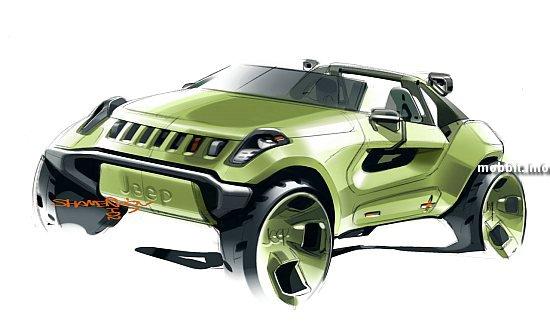 Jeep concept
