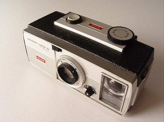 Kodak Brownie Super 27