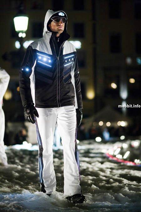 Led Ski-suits
