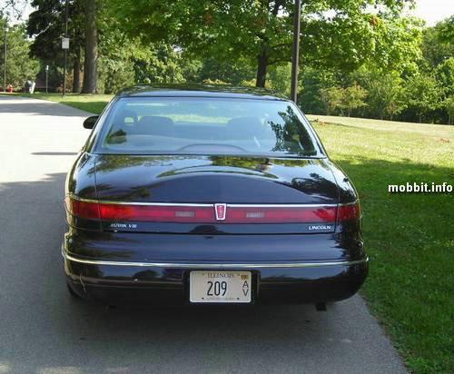 Lincoln Mark VIII concept