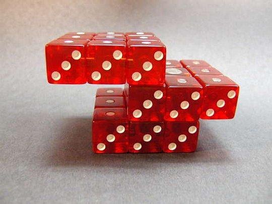 Magnetic Rubik's Dice Cube