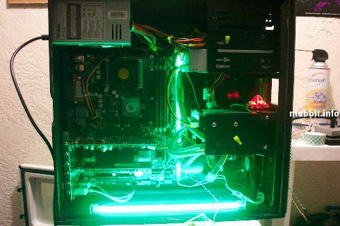 Matrix PC modding