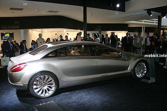 Mercedes F700