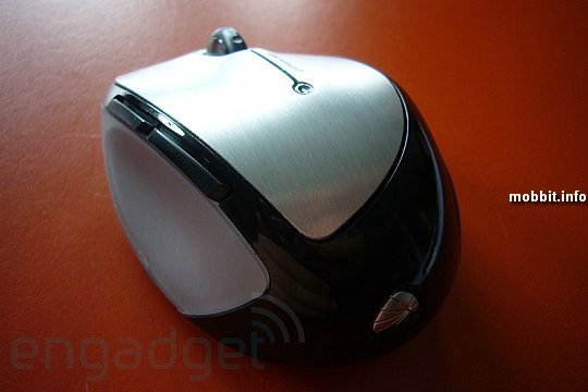 Microsoft Mobile Memory Mouse 8000