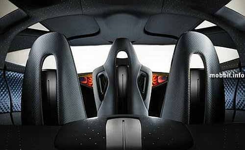 Nissan Mixim Conceptcar
