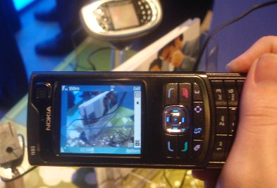 MOBBIT: Your Mobility / Nokia N80 - лучший смартфон наступающего года?