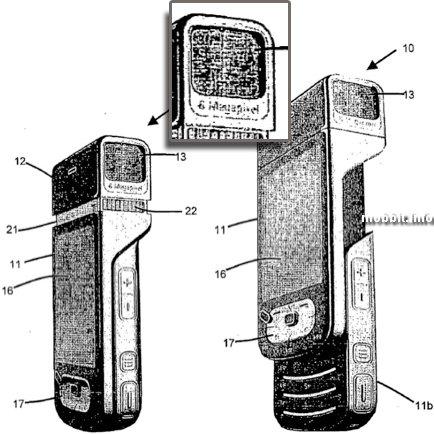 Nokia's new patent