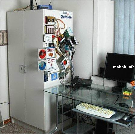 caseless computer