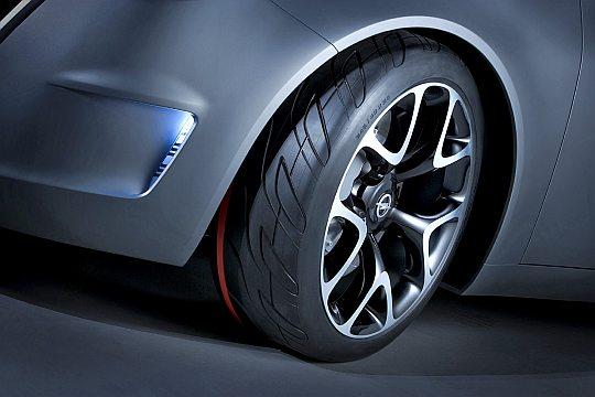 Opel Gran Turismo Coupe