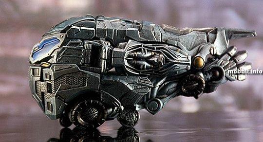 ptimus Prime Protoform