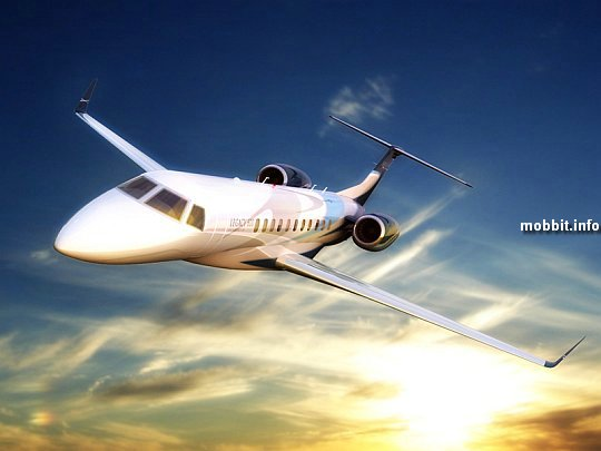 Самолеты с салоном от bmw поднимутся в