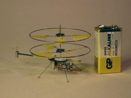 Модель летающего вертолет своими руками