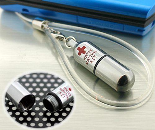 Mini pillbox