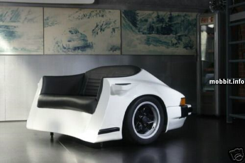 Porsche911 sofa