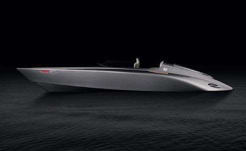 Porsche Fearless Yacht