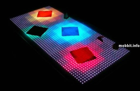 RGBy LED-Table