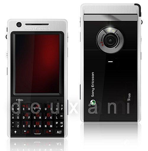 Sony Ericsson P700i