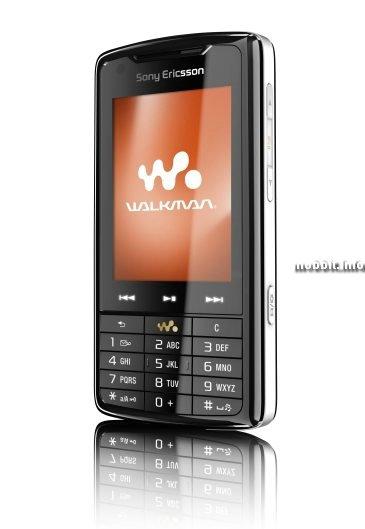 Sony Ericsson W960
