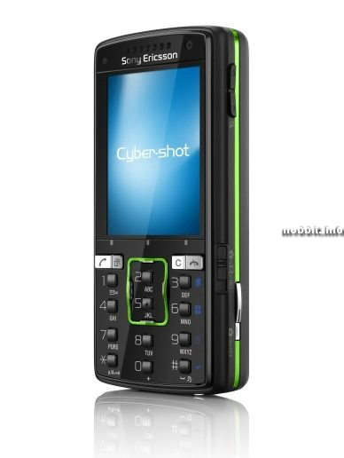 Sony Ericsson K850 Cyber-shot