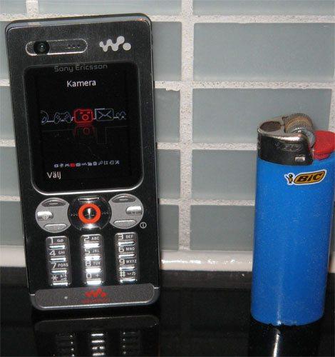 """Sony Ericsson W880 """"Ai"""" Walkman"""