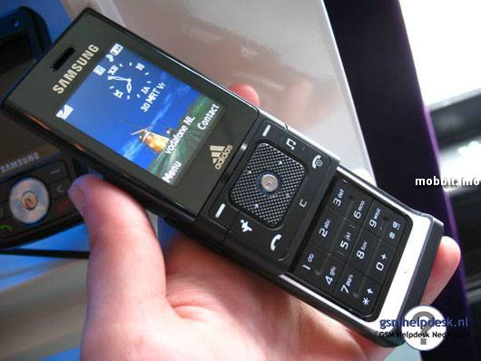 Samsung Adidas F110