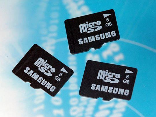 Samsung 8G microSD