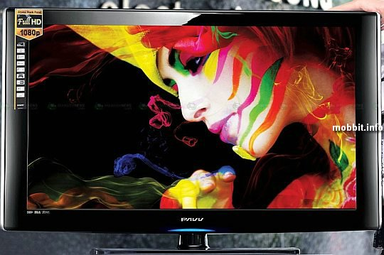 Samsung PAVV LCD-panels