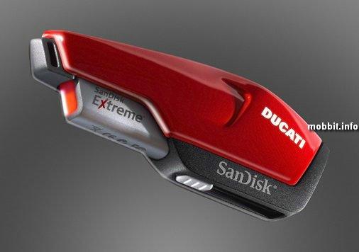 SanDisk Ducati Edition