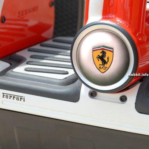 Segway PT i2 Ferrari Limited Edition