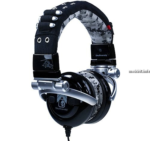Skullcandy G.I. DJ style