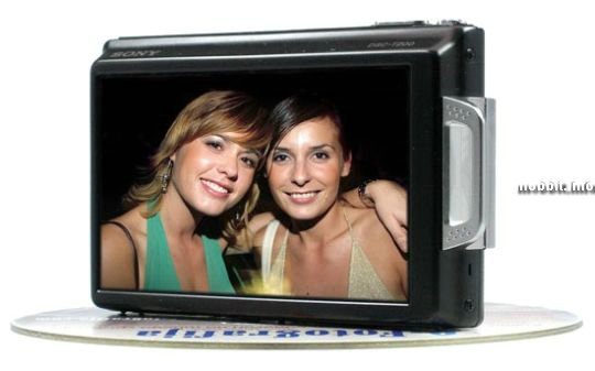Sony CyberShot DSC-T70 & DSC-T200